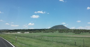capulin from the south