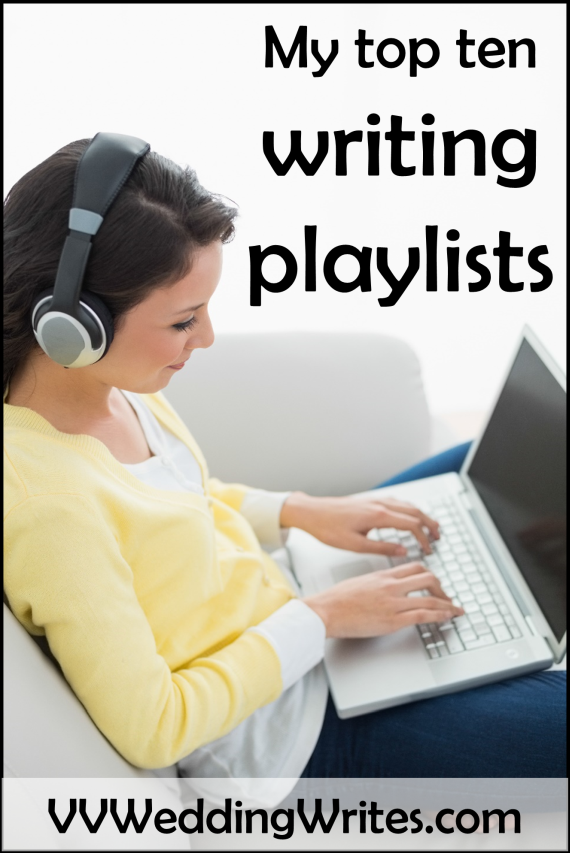 Music for writing playlists