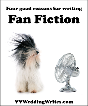 Four good reasons for writing fanfic