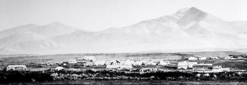 Fort Ellis, Montana