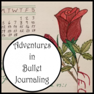 Adventures in Bullet Journaling