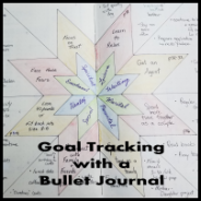 Goal Tracking with a Bullet Journal